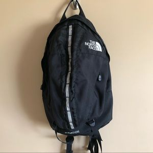 The North Face Elevation Backpack Black EUC!
